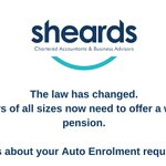 Does your business have an Auto Enrolment scheme in place? It should have! https://t.co/nD2YlHX0lN #Huddersfield https://t.co/dn3W4hkq19