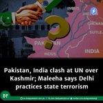 Read More: https://t.co/yNS7ae8iJ5 #Pakistan #India #UNO #KashmirUnrest #Kashmir https://t.co/zYdx8ok4SL