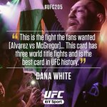 .@danawhite calls #UFC205 the best fight card in @ufc history! https://t.co/ROqsAeO2XB