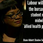 I have just pledged to #Lab16 that we will restore bursaries for student nurses & midwives. RT if you agree. https://t.co/uMqlKCCWVa