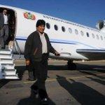 Evo Morales dice que es misión del canciller llevar a dirigentes a eventos internacionales https://t.co/Hb9boEgPfg https://t.co/kEvoveOOdR 8