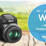 Want to #win a Nikon camera in our #competition #giveaway? Of course you do 😎 RT & Follow to enter. #my50coolpix https://t.co/CDbVKrLRxk