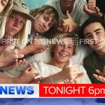 Thumbs up from a teen shark attack survivor as he reveals just how close he came to death in #9NewsAt6 https://t.co/vB8XUp0pbY