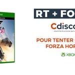 RT + FOLLOW Tentez de gagner lun de nos 5 jeux #ForzaHorizon3 sur Xbox One ! ▶ https://t.co/FwfLc5q82c https://t.co/tMOZ5YoOqX