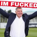 Sam Allardyce. Retweet If You Think Big Sams a Gonner :-0 https://t.co/5lHjo9Au6Y