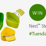 Steam your veg to perfection with this weeks #TuesdayTreat, our brand new Nest Steam set: https://t.co/a3LIYmcI6u RT & Follow to #win! https://t.co/zGXSnbIszH