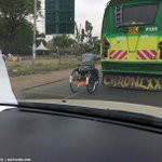 11:25 as you fascinate whats happening on rongai,this wheeled man got my attention https://t.co/V22jRsH0N3...🙌🙆😂😂 via @kelvin_mutune