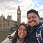 We made it @chiarazambrano !! Yay!! #london #bigben #westminsterabbey #zambranostrong https://t.co/JMFsI6fz4v