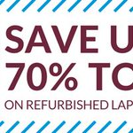SAVE UP TO 70% ON LAPTOPS TODAY! at https://t.co/LtGKhmZmRL #sheffieldissuper #barnsleyisbrill https://t.co/yqxtq9IT0c