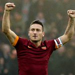 Happy 40th birthday to Francesco Totti! The King of Rome! https://t.co/LIvQpvPdqJ