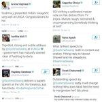 "Push up SUSHMA Pull down MODI Strategic tweets, Bring back Advani vs Modi camps ""BECAUSE NOTHING ELSE SEEMS TO WORK"" https://t.co/MXUEgWelHF"
