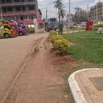 @Ma3Route This is what happens when one rogue driver and Matatu owner become reckless. Whole SACCO parking the mats. https://t.co/r6HwG97XuC