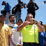 """G.Graterol: """"Del 26 al 28 de octubre los venezolanos estaremos en las calles haciendo valer la Constitución"""" https://t.co/c7yTllGGLm"""
