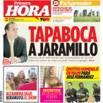En portada: Tapaboca del presidente de la AEE a Jaramillo https://t.co/igLpFkforz