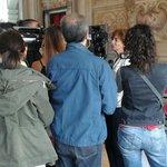 Sindaco @doriamarco  e assessore Sibilla presentano un nuovo tesoro dei #museistradanuova: le Stanze della Duchessa https://t.co/BhbFf7sDR4