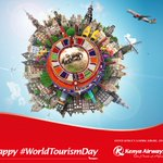 It's #WorldTourismDay! What special message would you share to tourists coming to your country? https://t.co/s3KlF6Cck2