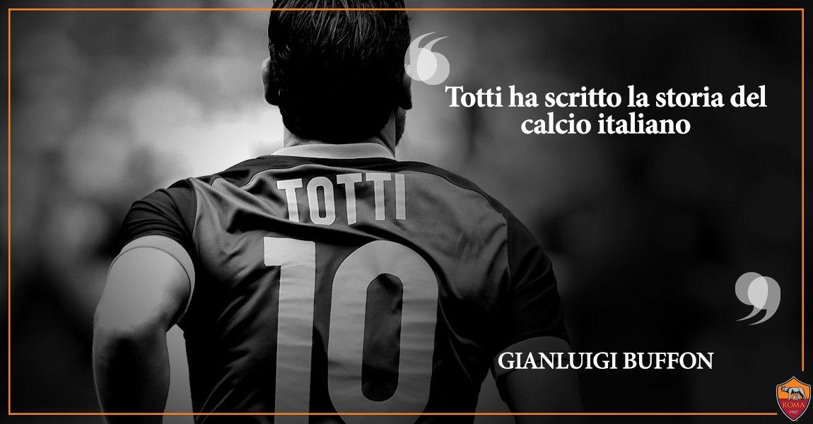 #Totti40
