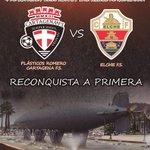 Plásticos Romero @CartagenaFS luchará en su presentación oficial por el Trofeo Isaac Peral ante @ElcheCFsala. https://t.co/84IVqtEOOA https://t.co/p4zkZFFpH7