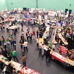 @LiverpoolHopeSU Freshers Fair 2016 HAPPPENING https://t.co/sGsYM0yOP6