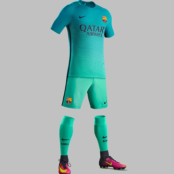9cefb9de70626 this is barca s third kit for the 2016 17 season get yours here
