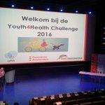Wij zijn vandaag in @NEMOamsterdam voor de allereerste #Youth4Health Challenge in samenwerking met @AHTI_AMS! https://t.co/RlzzdEZwHR