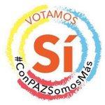 #ConPazSomosMas SI al plebiscito el próximo 2 de octubre, es nuestro reto y compromiso: https://t.co/iTtZ2GovwX https://t.co/CAuZzmFeyR