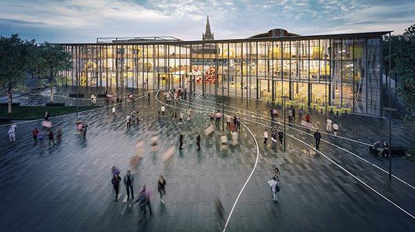 NEWS: Vision for University's circa £60 million campus gateway revealed https://t.co/yHL3tPYBja https://t.co/GlL3Bm6bm4