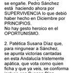 ✌ REFLEXIONES en clave socialista. Para unos y otros tengo. @psoe @sanchezcastejon @susanadiaz https://t.co/s7z6Gczcx3