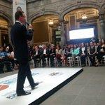 .@AlcaldeBanck durante la presentación de la iniciativa 5 por las mujeres | Vía @diaz_bibiana https://t.co/ooTxAbFTkS