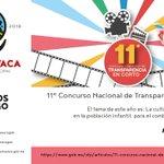 """Participa en el 11° Concurso Nacional de """"Transparencia en Corto"""". Consulta las bases en: https://t.co/SzILAUkpXr https://t.co/Gz8pt7No7H"""