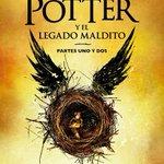 """19 años después, la magia vuelve a las librerías y hoy sale a la venta """"Harry Potter y el legado maldito"""". https://t.co/jbiyQ20CRB"""
