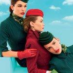 アリタリア航空(イタリア)の制服が新しくなったそうだよ〜! pic.twitter.com/d5Mg…
