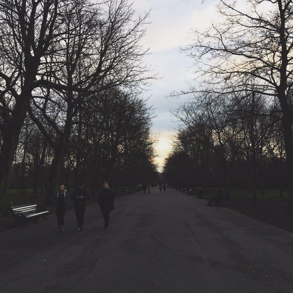 London's winter.  January 2016. https://t.co/SIklTPV7WX