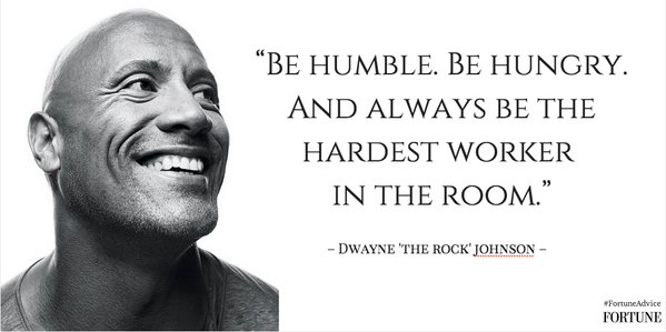 Be humble, be hungry. #quote #mondaymotivation https://t.co/OEfZ6TPSrQ