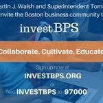 InvestBPS, an online portal, will make it easy for companies to match their interests w/ @BostonSchools needs @bostonchamber @JohnHancockUSA https://t.co/zXRKZoSUEN