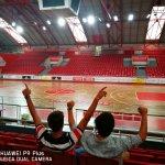 Hoje há #BasketballCL às 21 horas no Pavilhão Fidelidade. O #BasketBenfica precisa do teu apoio! 👏👏 https://t.co/Xn2fnR8wQP
