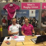 On the afternoon shift of the Freshers Fair we have scholars Jacob Knight and Berrick Barnes, come and say hello! https://t.co/zNCBRKlY7C