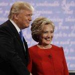 Seguridad, economía y racismo dominaron el debate presidencial -https://t.co/sgo6YH1EOq https://t.co/2dMko8XXvU