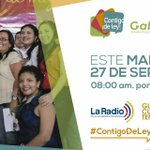Acompáñanos en nuestro programa #ContigoDeLey75 en vivo por: https://t.co/0v1cP8FfEK https://t.co/OT3UyhBGoM
