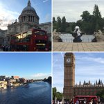 Thanks for the awesome #Londonin4, @KatyPortell - If you could capture #London in 4 pics, which would they be? 🇬🇧 https://t.co/NQSOEwqul7