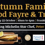 Tantalise your tastebuds at our Autumn Family Food Fayre & Trail this October! #Plymouth https://t.co/NLjkrTEwrv https://t.co/uiBSpA32AI