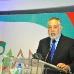 """El discurso central lo expuso el señor Campos de Moya pte. @AIRD_RD """"Navegando en las Aguas del Sector Empresarial"""" https://t.co/Mb7lpuLTZZ"""