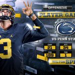 Your Players of the Game…   #GoBlue https://t.co/4Z3awXOt2v