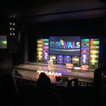 Sister Margaret Rodericks of @Pres_Academy delivers beautiful invocation at #Thrivals9 #IF16 @ideafestival @JCPSKY https://t.co/ReWwwmrRo4