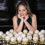 Ana Patricia Pichardo Llenas ,es la Madrina de las Aguilas https://t.co/XeGHfag3Jp https://t.co/DU6sUUZNfU