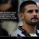 """MITRO on the """"close"""" relationship between Uniteds players and fans ⚫️⚪️ 👉🏽 https://t.co/Nx9mWuBQ9r #NUFC https://t.co/tyrgBj5IcT"""