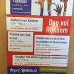 Telt u ook al af? Nog 10 dagen, dan wordt het feest: 7e oktober in IJsselmuiden https://t.co/GkelQLAlUr