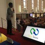 @SuphianJuma akieleza kuhusu faida ya kilimo na ufugaji kwa vijana @ENREDO12 #ChangeTanzania https://t.co/bROawY8KKY