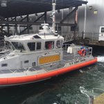 Rescued boater returns to shore at Coast Guard dock in #Boston #wcvb https://t.co/qo17Tq6PdO