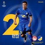 #countdown @olympiacos_org Vs APOEL FC #OLYAPO #UEL #greece https://t.co/1wEU2zNPml